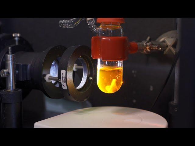 CEA -  3 expériences de photosynthèse artificielle