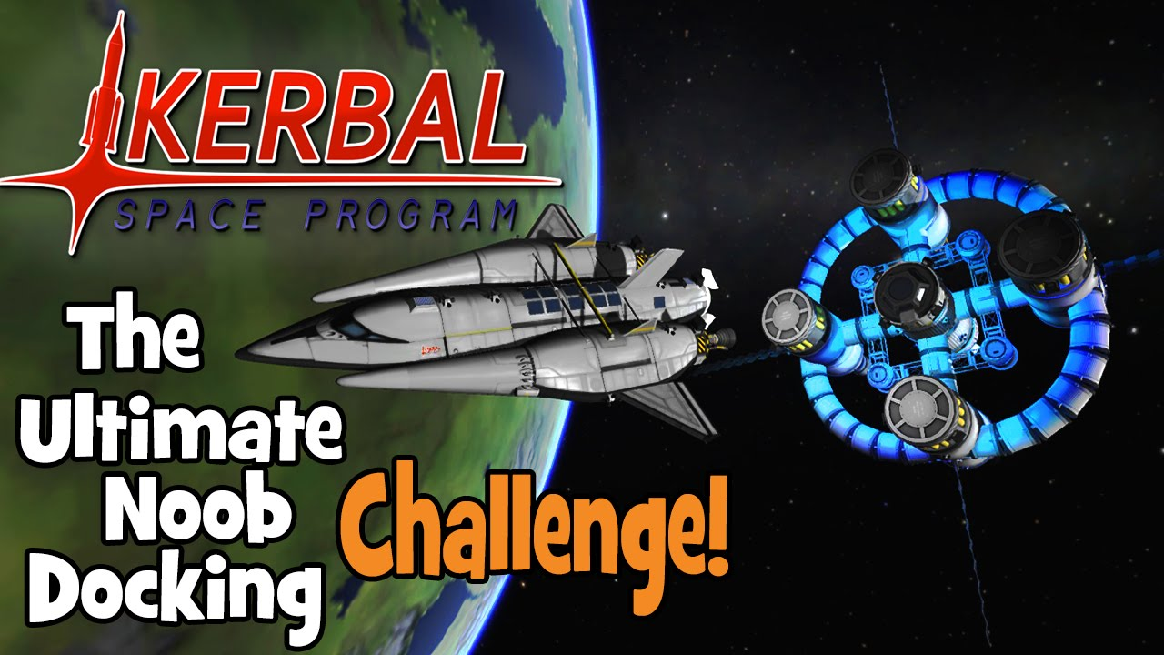 kerbal space program docking-#37