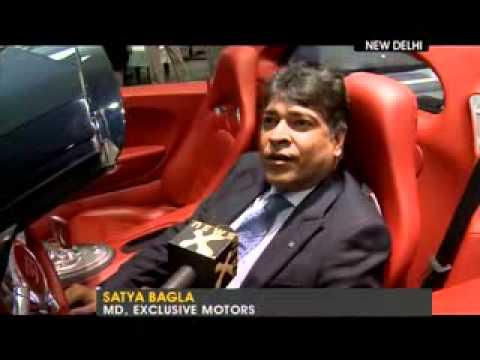 Bugatti launched in India