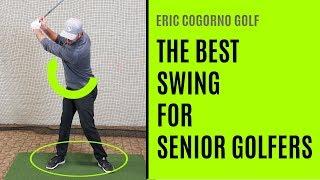 GOLF: The Best Swing For Senior Golfers
