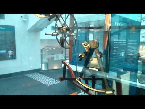 Hong Kong Maritime Museum - top floor only, quick walkthrough, RAW HD