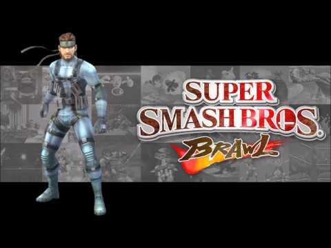 Super Smash Bros Brawl Calling to the Night  HD