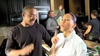 """Video Ja Rule & Adrienne Bailon on the set of """"I'm In Love With a Church Girl"""" download MP3, 3GP, MP4, WEBM, AVI, FLV Agustus 2018"""