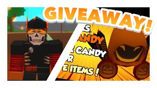 EVENTO DI HALLOWEEN - GIVEAWAY! Roblox Caso Clicker