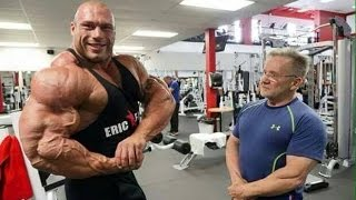 MORGAN ASTE ! THE BIGGEST BODYBUILDER IN THE WORLD !!!!!