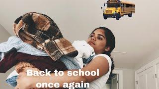 Back to school haul~Grade 8
