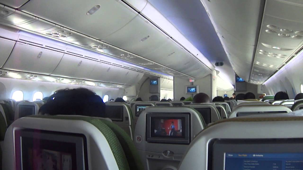 INSIDE ETHIOPIAN AIRLINES FROM ADDIS ABABA TO NAIROBI