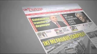 Türkiye Gazetesi Tanıtım