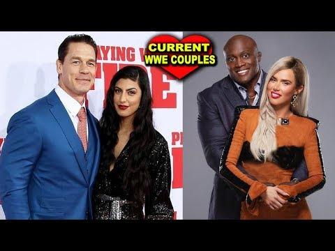 10 Most Shocking Current WWE Couples for Late 2019 - John Cena & Girlfriend, Lana & Bobby Lashley