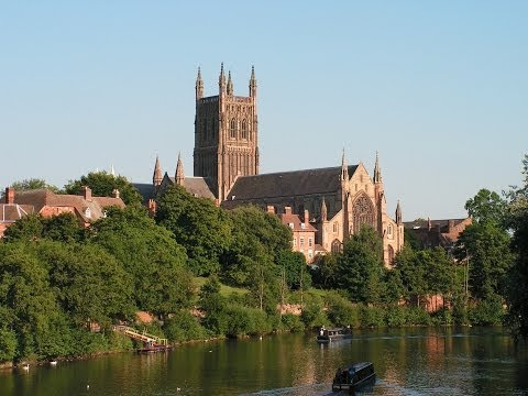 Choral Evensong from Worcester Cathedral