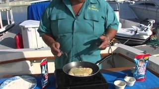 Pan Fried Halibut W: Batter Youtube Sharing
