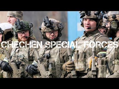 Chechen Special Forces - SOBR Terek - \