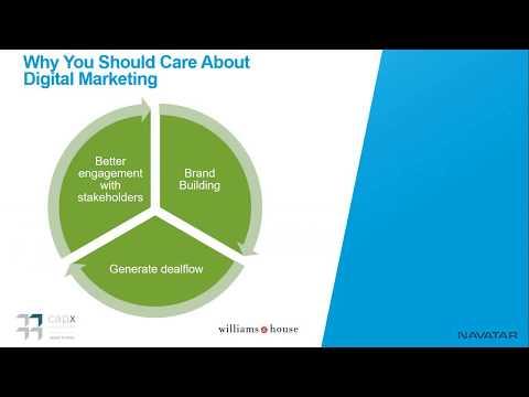Unlock Deal Flow with Digital Marketing