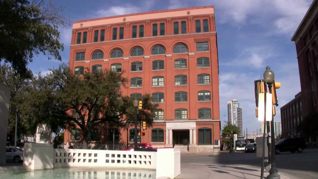 Sixth Floor Museum Dallas Texas - YouTube