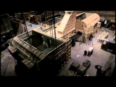 Downton Abbey Behind the Scenes - Constructing the Set at Ealing Studios