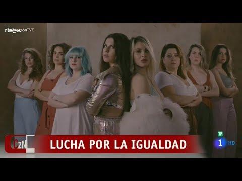 [News] RTVE report Lucia Gil y Natalia Gil - #LoQueEsNuestro