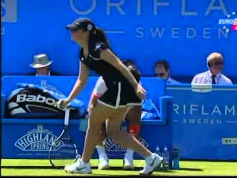 Bernard Tomic vs Fabio Fognini - Eastbourne 2012 FULL [480]