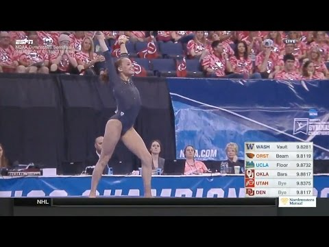 Highlights: UCLA Gymnastics at NCAA Semifinals