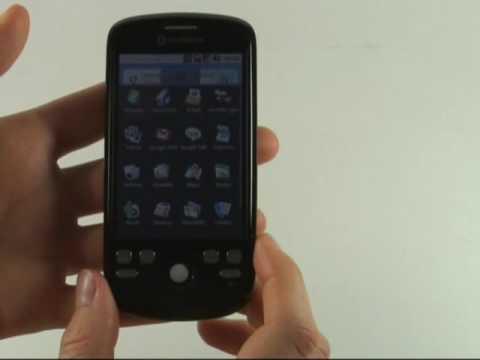 HTC Magic Test Bedienung