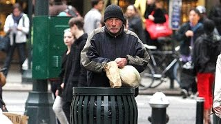 VIDEOBUSTER zeigt Richard Gere obdachlos! TIME OUT OF MIND deutscher HD Trailer DVD & Blu-ray 2015