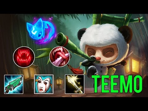 Teemo Montage 3 - Best Teemo Plays | League Of Legends Mid