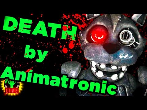 The Case of the DEATH Bots! - Case Animatronics (Part 1 of 2)