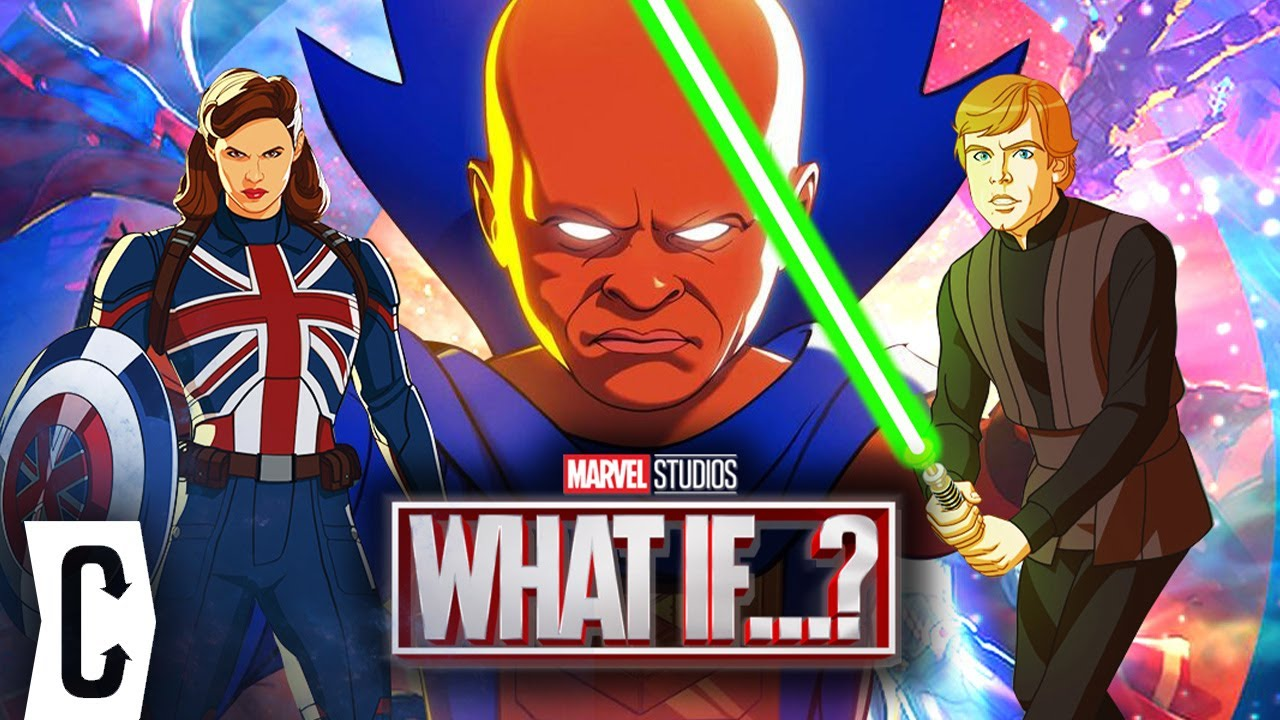 What If…? Director on Possibility of Doing a Marvel/Star Wars Crossover Episode