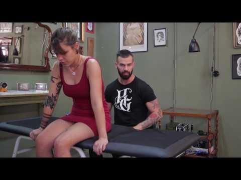 # Tips - Posturas para tatuar