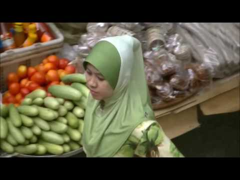The Women Of Siti Khadijah Market: Khota Baru Central Market In Kelantan Province, North Malaysia