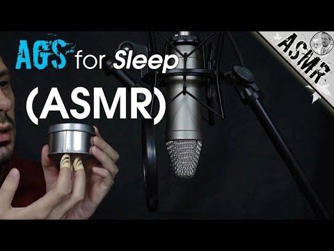 ASMR AGS Flash for Falling Asleep