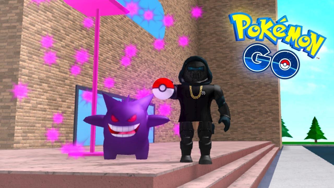 pokemon go roblox videos