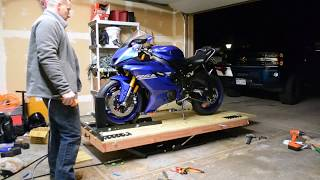 Motorcycle Platform Build