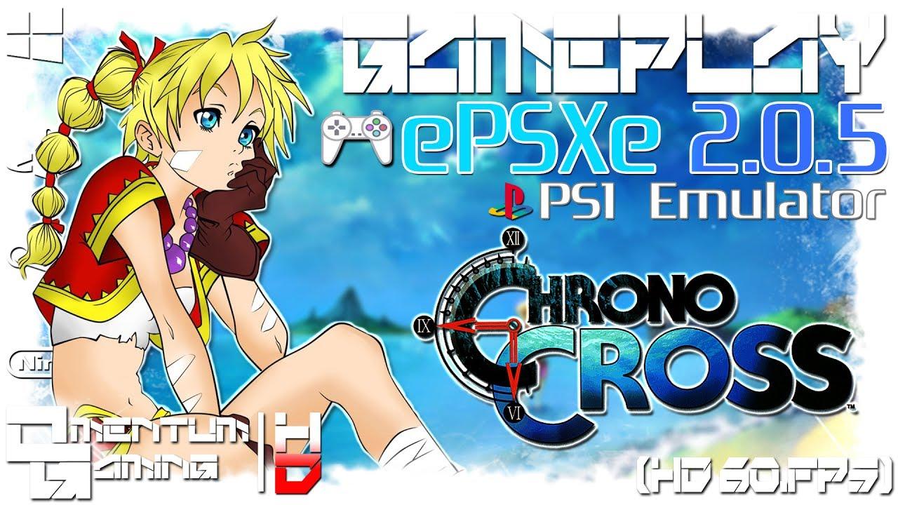 chrono cross epsxe slow down