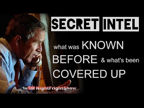 SECRET INTEL / what was KNOWN BEFORE & COVERED UP U.S.cataclysms Larry Hancock Night Fright Show