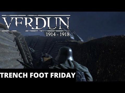 Verdun Community Game: Trench Foot Friday: Join us on the Front!
