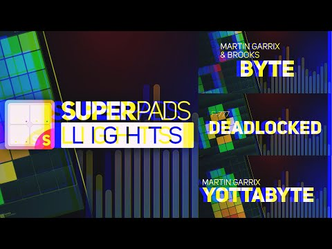 YOTTABYTE, DEDLOCKED Y BYTE *Super Lights*