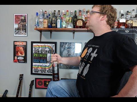 Bacardi Black Rum Review!