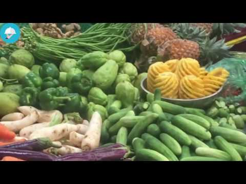 Market Living Art In  for today, Daily Life In The Market 2017
