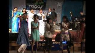 """Podhuvaga En Manasu Thangam"" Murattu Kaalai - Houston Ragas 9/7/13"