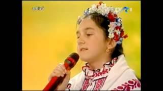 Diana Gurzan, Vlăduţa Lupău şi Andrada Pârâia - Debut în Tezaur Folcloric - ARHIVĂ