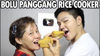 BOLU PANGGANG RICE COOKER YANG LEMBUT ALA ENNY TANGERANG!!!