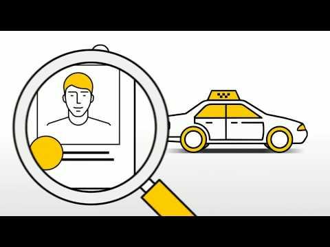 Обучение работы с Яндекс таксометром