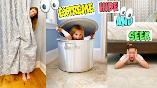 EXTREME HIDE AND SEEK IN OUR NEW HOUSE!!