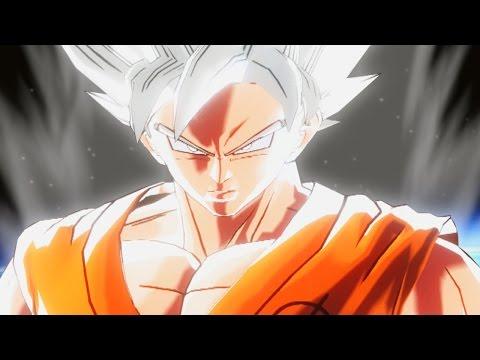SUPER SAIYAN WHITE GOKU (SSW) / BROJACK / MULTI-COLOR CELL - Dragon Ball Xenoverse Mods
