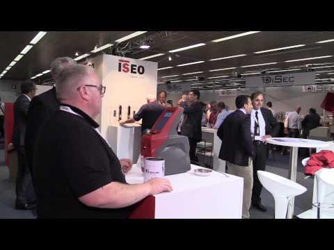 Keyline a Firenze al congresso dellaEuropeanLocksmith Federation