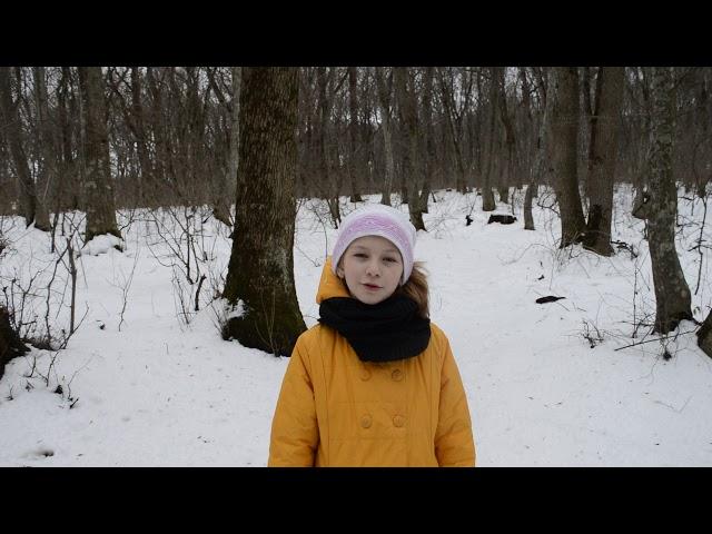 Изображение предпросмотра прочтения – ЕкатеринаСошникова читает произведение «Ветхая избушка А.А. Блок» А.А.Блока