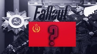 Fallout: What happened to Soviet Russia - During Great War & After the Great War