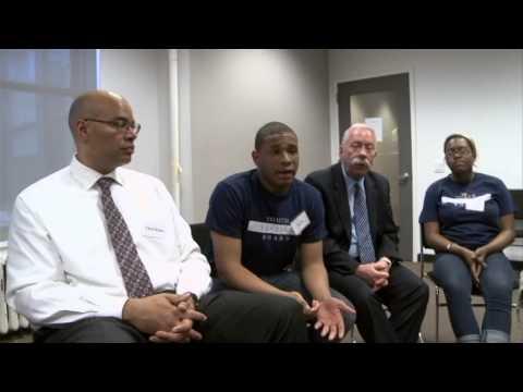 Talking It Through: A Teen-Police Dialogue