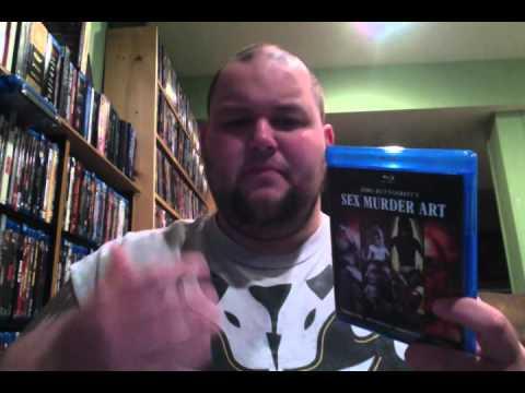 SEX MURDER ART: THE FILMS OF JORG BUTTGEREIT Blu-ray Boxset Review and Unboxing