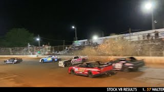 Sumter Speedway Recap 6/13/2020 8 classes, modifieds, SHARP Mini Late Models